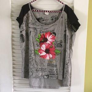 Desigual T-shirt xl